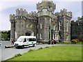 NY3701 : Mountain Goat Bus at Wray Castle by David Dixon