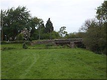 SS6501 : Taw Bridge, North Tawton by David Smith