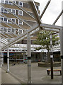 ST5871 : Glass canopy by Neil Owen