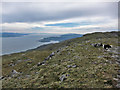 NG7318 : South west from Beinn Dubh a' Bhealaich by Richard Dorrell