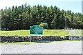 NS4700 : Loch Doon Caravan & Camping Park at Macnabstone by Billy McCrorie