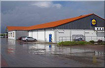 O0774 : Lidl supermarket (1), Donore Road, Drogheda, Co. Louth by P L Chadwick