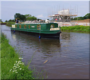 SD4763 : Lancaster Canal, near Beaumont by Ian Taylor