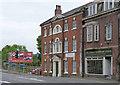 SK2523 : Nunneley House, Bridge Street by Alan Murray-Rust