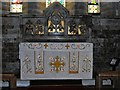 SD3687 : St Peter's Church, Altar Table and Reredos by David Dixon