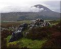NG6219 : Limestone rocks above Cill Chriosd by Ian Taylor