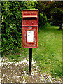 TL8247 : Hunts Hill Postbox by Adrian Cable