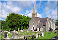 J3652 : Magheradroll Parish Church, Ballynahinch by Rossographer