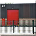 SP0768 : Unit 23, Walkers Road, Manor Side Industrial Estate, Moons Moat, Redditch by Robin Stott