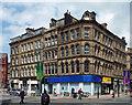 SE1633 : 9-15 Bridge Street, Bradford by Stephen Richards