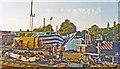 TQ1379 : Southall Rail Crash, 1997 by Ben Brooksbank