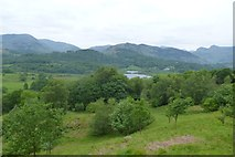 NY3404 : Towards Elterwater by DS Pugh