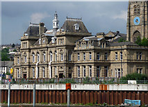 SE1633 : Former General Post Office, Forster Square, Bradford by Stephen Richards