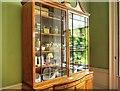 SJ7387 : Supplies Cabinet, Stamford Military Hospital by David Dixon