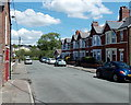 ST0381 : NE end of Castan Road, Pontyclun by Jaggery