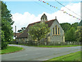 SP9705 : Ashley Green church by Robin Webster