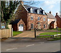 SO7406 : 21st century house in Frampton on Severn by Jaggery