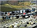 NM9744 : Loch Creran Shore at Creagan by David Dixon