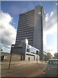 TQ1978 : BSI Tower, 389 Chiswick High Road by David Howard