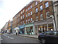 TQ2881 : Shops on Marylebone High Street by David Howard