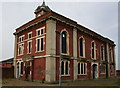 NZ4921 : Former Town Hall on East Street, Middlesbrough by Ian S