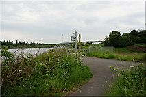 NZ4719 : Teesdale Way towards Stockton on Tees by Ian S