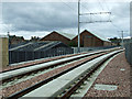 NT2272 : Tram line at Murrayfield by Thomas Nugent