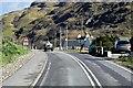 NN0056 : Northbound A828 at Lagnaha by David Dixon