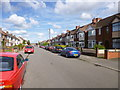 SP3282 : Keresley, Benson Road by Mike Faherty