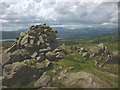 NY4101 : Mystery 'Cairn' by Karl and Ali