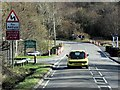 NN0262 : Southbound A82, Glen Righ Forest by David Dixon