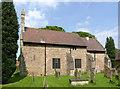 SK6655 : Church of St Giles, Edingley by Alan Murray-Rust