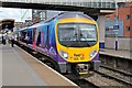 SJ8497 : First TransPennine Class 185, 185117, Manchester Oxford Road railway station by El Pollock
