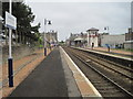 NO4630 : Broughty Ferry railway station, Dundee by Nigel Thompson