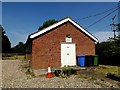 TM3780 : Spexhall Village Hall by Adrian Cable