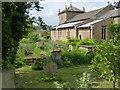 SK6754 : St Michael's Church and churchyard by Alan Murray-Rust