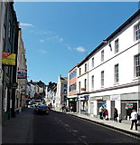 SM9515 : Victoria Place, Haverfordwest by Jaggery