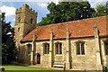 SP6604 : Rycote Chapel by Steve Daniels
