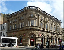 SE1633 : Former Bradford Bank, Kirkgate, Bradford by Stephen Richards