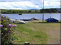 NT3054 : Jetty and car park, Gladhouse Reservoir by Oliver Dixon