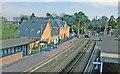 SU9566 : Sunningdale Station by Ben Brooksbank
