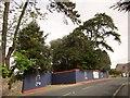 SX9165 : Development site, St Marychurch Road, Torquay by Derek Harper