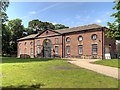 SD5718 : The Coach House, Astley Hall by David Dixon