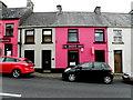 G8839 : The Barber Shop, Manorhamilton by Kenneth  Allen