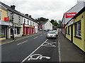 G8839 : Upper Main Street, Manorhamilton by Kenneth  Allen