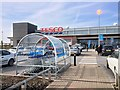 SD5619 : Buckshaw Tesco by David Dixon