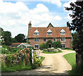 TG0815 : Willows Farm - the farmhouse by Evelyn Simak