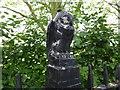 SJ8594 : Owl Finial by Bob Harvey