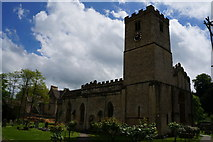 SP1106 : St Mary's, Bibury by Ian S