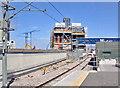 TQ3884 : Stratford Regional Station in transformation, 2010 by Ben Brooksbank